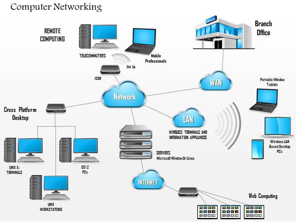 گستردگی شبکه